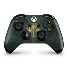 Iron Banner Xbox One Controller Skin Custom Xbox One Controller, Xbox Controller, Wii Games, Xbox One Games, Control Xbox, Playstation, Ps4, Consoles, Videogames