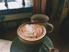 Gorgeous soy mocha at Morning Magpie in Dunedin