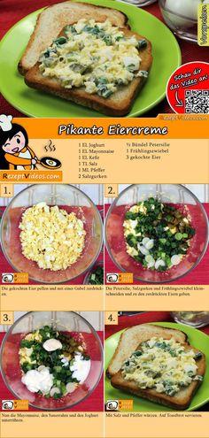 Savory custard - Food and Drink Veggie Recipes, Diet Recipes, Cooking Recipes, Healthy Recipes, Good Food, Yummy Food, Tasty, European Cuisine, Hungarian Recipes