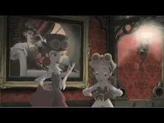 Steampunk animation - Hullabaloo clip 01