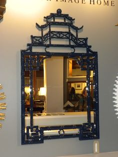 Barclay Buttera's new mirror line #hpmkt
