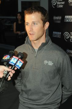 Kasey Kahne Photo - Unveil Of Kasey Kahne's No. 5 Time Warner Cable Chevrolet - love his eyes!!