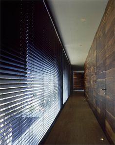house-la-punta  madeira corredor