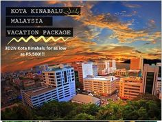 Email: mizzadventuretravel@gmail.com For more details... Kota Kinabalu, Vacation Packages, Packaging, Tours, Travel, Viajes, Destinations, Wrapping, Traveling