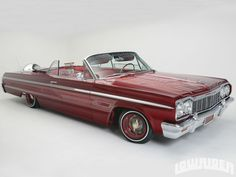 Editors Letter Red Lowrider