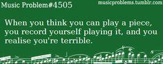 Happens a lot :)