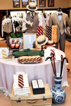 Brooks Brothers:The Great Gatsby Collection