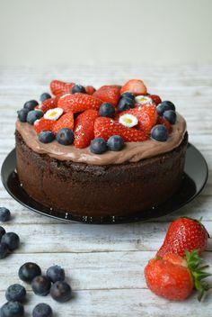 Brownie Cake - Fabelhafte Desserts