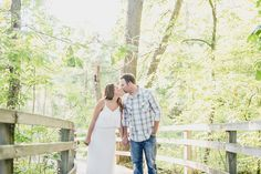 Country engagement session in the woods. Kensington Metro Park engagement session in Brighton, Michigan provided by Kari Dawson, top Metro Detroit documentary wedding photographer.