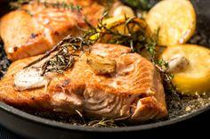 Meditteranean Grilled Salmon 6 Easy Mediterranean Diet Dishes Ready in Under 30 Minutes