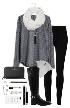 """""""B&W ⬛️◽️"""" by leighannalane ❤ liked on Polyvore featuring Max Studio, Madewell, Kenneth Jay Lane, 3.1 Phillip Lim, Tory Burch, Christian Dior, PearLustre by Imperial, Bling Jewelry, LORAC and Givenchy"""