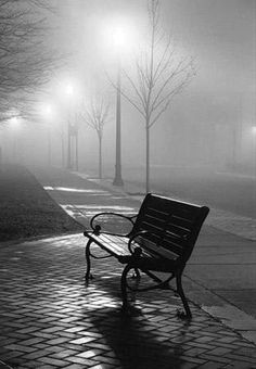 Alone with dear midnight..........
