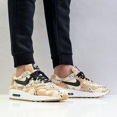 Nike Air Max 1 Premium Shoes Air Max 1s, Nike Air Max, Desert Camo, Kicks, Archive, Pairs, Urban, Sneakers, How To Wear