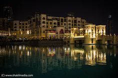 Dubai at night  www.shakilmedia.com