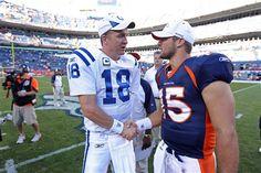 "Tim Tebow - March 19, 2012 ""AP Sources: Peyton Manning chooses Broncos"""