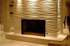 3d wall paneling | 3D MDF Canyon Panel | 3D Wall Panel Company