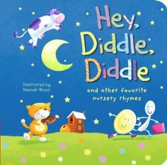 Hey, Diddle, Diddle by Tiger Tales. Save 10 Off!. $8.05. Author: Hannah Wood. Publication: March 1, 2012. Publisher: Tiger Tales; Padded Board Book edition (March 1, 2012). 20 pages