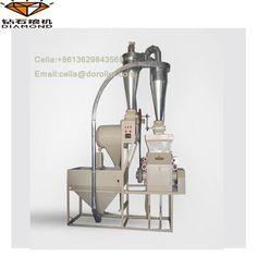 Maize Mill Ton Per Hour Maize Flour Milling Plant Flour Mill Machine, Machine Project, Cnc Milling Machine