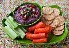 Easy Black Bean Dip | Plant-based, oil-free, vegan, gluten-free & soy-free!