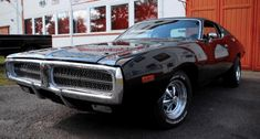 Born in the United States and restored to its original glory in Europe this Black 1972 Dodge Charger SE is as clean as it gets. Check out the video!