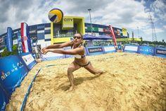 Beach volleyball thriller at smart Major Hamburg Latest Sports News, Beach Volleyball, Summer Olympics, Olympic Games, Summer 2016, Thriller, Rio, Hamburg
