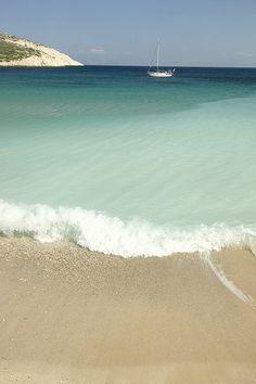 Donoussa island, Cyc