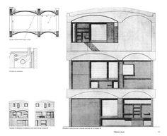 Le Corbusier - Mason Jaoul