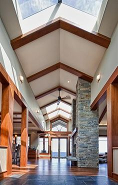 Home builders in Parksville, Nanaimo area on Vancouver Island. Award-winning custom luxury home builders, making your dream custom home a reality. Residential Windows, Barndominium, Pebble Beach, Vancouver Island, Home Builders, Custom Homes, Luxury Homes, Rustic Kitchens, Stairs