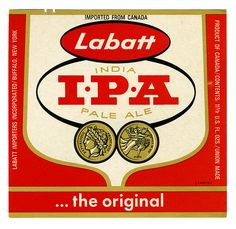 canadian beer labels - Google Search