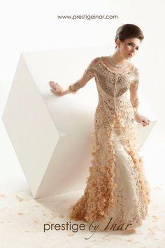 #kebaya modern for wedding