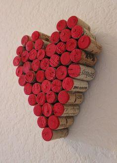 Idéias criativas de DIY formas de coração (19) Via Google