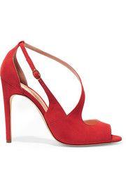 sandalias de gamuza Rupert Sanderson Jewel