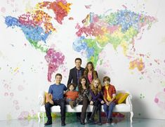 Girl Meets World Cast!!! Cory & Topanga!! Yayayyy