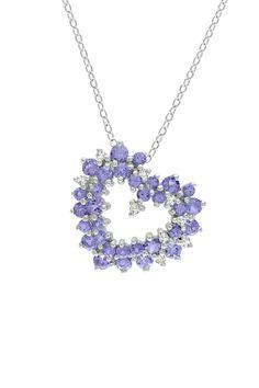 tanzanite jewels    what a beautiful colour.