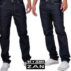Jeans para o fim de semana! #VaideZan