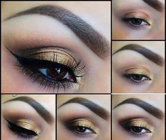 bollywood make-up