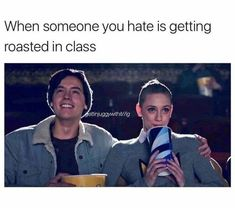 Enjoy a third book full of Riverdale memes. A/N: those memes I post in this book are not mine - Creds to those who did make them. If the meme has a tag name. Memes Riverdale, Bughead Riverdale, Riverdale Funny, Riverdale Betty, All Meme, Stupid Funny Memes, Funny Relatable Memes, Funny Stuff, Sprouse Bros