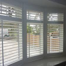 Image result for blinds on bay windows