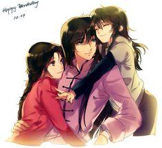 Feliz cumpleaños Shiryu! :)