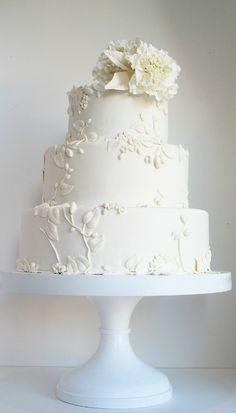 Maggie Austin Wedding Cakes - Bitsy Bride (shared via SlingPic)