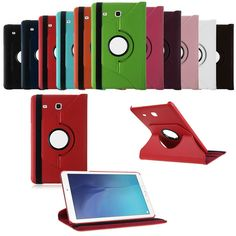 Leather Case Cover Tablet Case For Samsung Galaxy Tab //Price: $13.70 & FREE Shipping Coupon Code #INSTA10