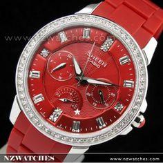 BUY Casio Sheen Cruise line SWAROVSKI ELEMENTS Ladies Watch SHE-3023-4A, SHE3023 - Buy Watches Online | CASIO NZ Watches