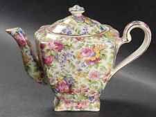 Royal Winton SUMMERTIME (GOLD TRIM) 2 Cup Ascot Tea Pot