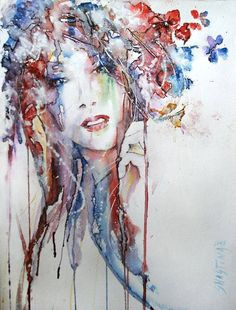 45 Mind Blowing Watercolor Paintings, http://photovide.com/mind-blowing-watercolor-paintings/