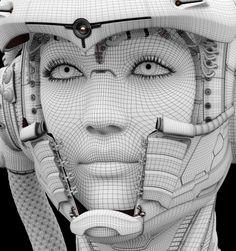 Artemis Model & Texture Reel by Sengjoon SongComputer Graphics & Digital Art Community for Artist: Job, Tutorial, Art, Concept Art, Portfolio