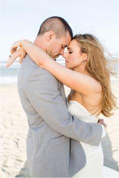 Outer Banks Beach Wedding Photography | Anna Grace Photography