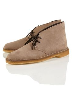 Clarks Original Beige Desert Boots