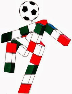 Top 10 dumbest World Cup mascots Retro Football, World Football, Soccer World, Football Team, Soccer Art, Soccer Logo, Fiat Panda, Sports Art, Sports Logo