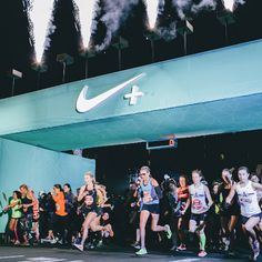 We ran the Nike Women's Half Marathon and here's our review of the race — tips included.