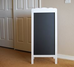 remove mirror add plywood paint with chalkboard paint